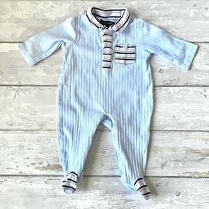 Wendy Bellissimo Newborn NB Baby Boy Outfit Blue